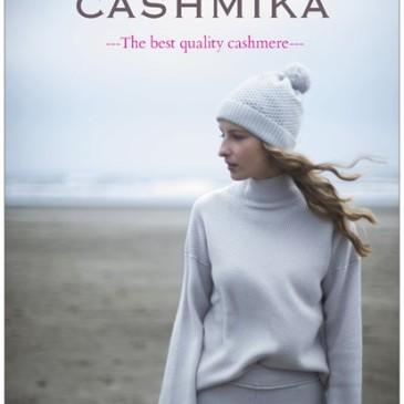 ✾11月8日(水曜日)から六本木ミッドタウンの伊勢丹サローネにてcashmika2017FWの新作をご紹介いたします✾